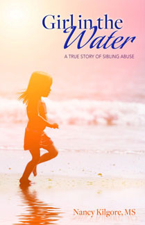Nancy Kilgore's Corner Girl in the Water